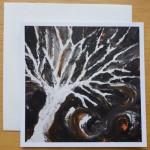 Levensboom 2: winter - Bestelcode #010