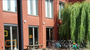 Locatie Werk met Zin, Antwerpen