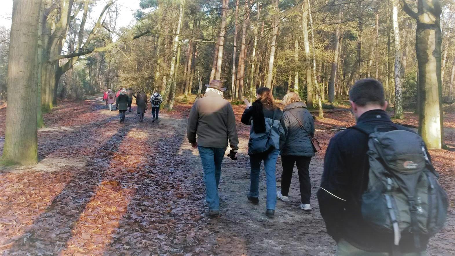 bronkracht getuigenis van Deelnemers Walk & Talk