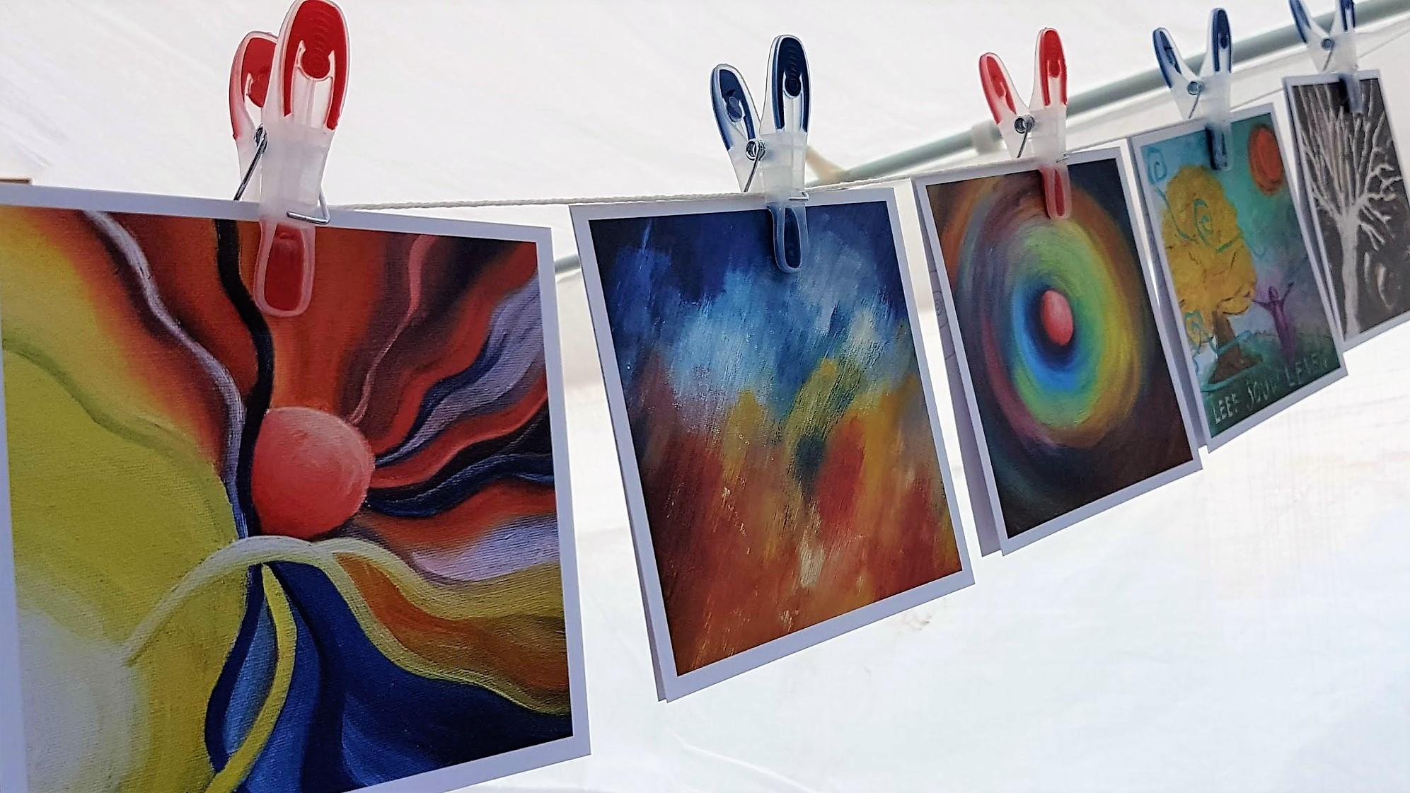blog:Kunstkaarten te koop ... ambassadeurs of verdelers gezocht