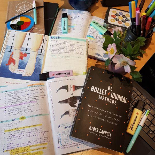 Bronkracht blog: Bullet Journal Methode: Vinden wat werkt voor jou